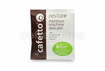 Cafetto restore descaler, 25 grams