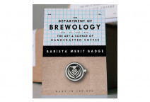 Rosetta badge – Department of Brewology