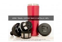 Espro Coffee Travel Press - Red