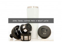 Espro Coffee Travel Press - White