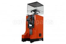 Eureka Mignon-E orange grinder