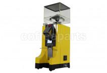 Eureka Mignon-E yellow grinder