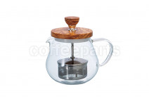 Hario Teaor Wood Teapot 700ml