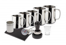 Coffee Parts cafe barista kit with 53mm tamper