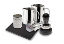Coffee Parts home barista kit with 49mm tamper