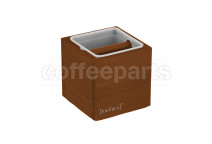 Joe Frex Classic knock box, colour: Brown