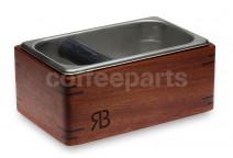 Reg Barber burbinga rectange knocking box