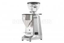 La Marzocco Lux D stainless finish coffee grinder