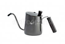 Tiamo Pour Over  Kettle 700ml : Black Nickel