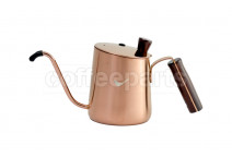 Tiamo Pour Over  Kettle 700ml : Copper