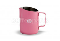 Tiamo Tapered 450ml Milk Jug Pink