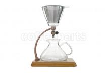 Yama Silverton Copper Coffee & Tea Dripper