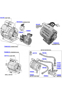 Wega - Motors and rotary pumps