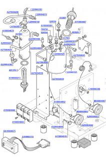 Rocket R58 Boiler and Elements