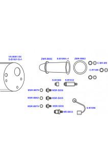 Kees Speedster 2008 Heat Exchanger Right