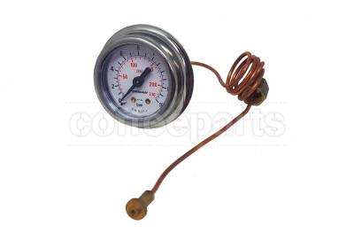 manometer/gauge mini classic brasilia 40mm