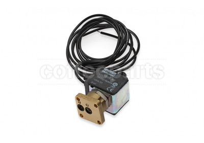3-way PARKER solenoid coil 24v dc (coil only) solenoid valve with wire flat base 220v/50/60 (complete)