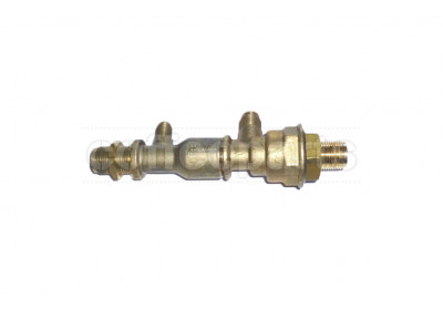 Expansion valve complete one-way
