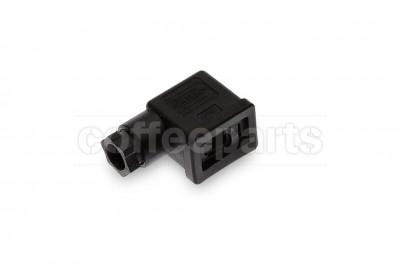 Solenoid valve small plug