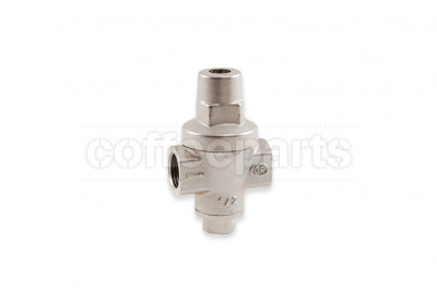 Pressure reduction valve 1/2f - 1/2f bsp thread