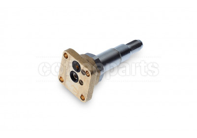 3-way LUCIFER solenoid valve body flat base (body only)