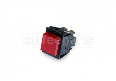2-pole luminous switch star 1st model