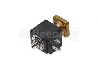 3-way LUCIFER solenoid valve flat base 110v 60 (complete)
