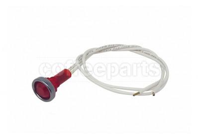 Red pilot lamp 110v