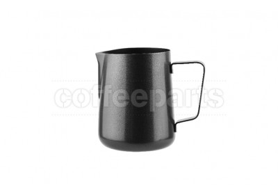 Trenton 400ml Black Milk Jug