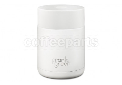 Frank Green Insulated Food Container - 16oz / 475ml: Cloud (White)
