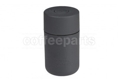 Frank Green Original SmartCup - 12oz / 340ml : Gun Metal