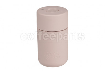 Frank Green Original SmartCup - 12oz / 340ml : Nude Rose