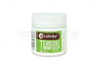 Cafetto Tevo Mini Organic Espresso Coffee Machine Group Cleaning Tablets : 100 Tablets