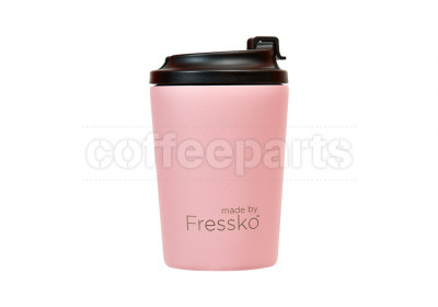Fressko Bino Reusable Coffee Cup 230ml : Floss (Pink)