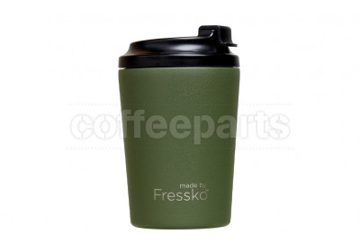 Fressko Bino Reusable Coffee Cup 230ml : Khaki (Green)