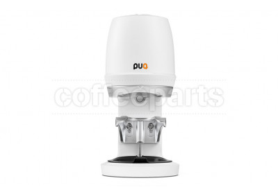 PUQ Press 58.3mm White Q MINI Coffee Tamper