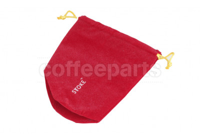 Sttoke 8oz Travel Pouch: Red