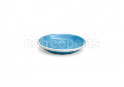 Acme demitasse saucer, 115mm diameter, colour: blue