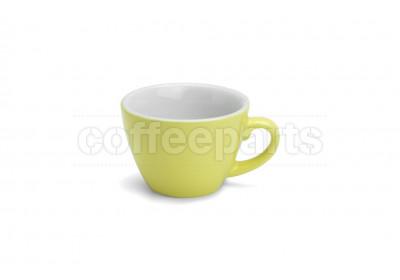 Acme 150ml Flat White cup, colour: yellow