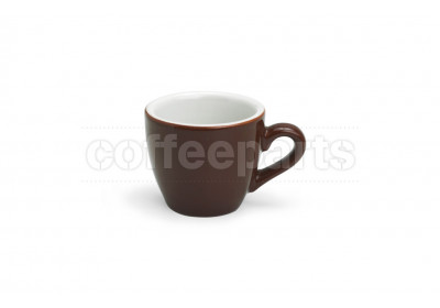 Acme 70ml Demitasse espresso cup, colour: brown