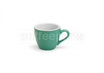 Acme 70ml Demitasse espresso cup, colour: green