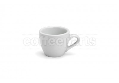 Acme 70ml Demitasse espresso cup, colour: white