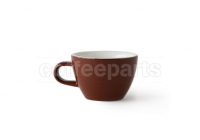 Acme Evolution 150ml Flat White cup, colour: Weka (Brown)