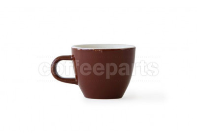 Acme Evolution 70ml Demitasse espresso cup, colour: Weka (Brown)