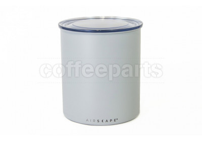 Airscape Large Coffee Storage Vault: Ash Grey