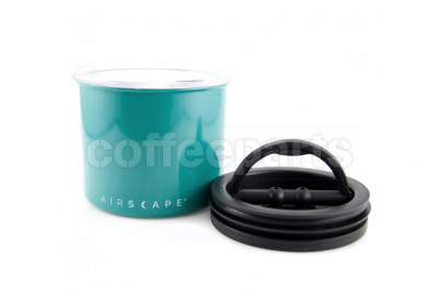 Airscape Small Classic Coffee Storage Vault : Turquoise