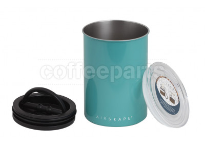 Airscape Medium Classic Coffee Storage Vault : Turquoise