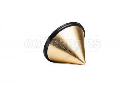 Able Gold Kone Coffee Filter for Chemex and Moccamaster
