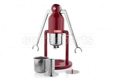 Cafelat Robot Espresso Maker: Red