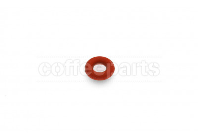 Comandante Replacement Silicone O-ring : Red